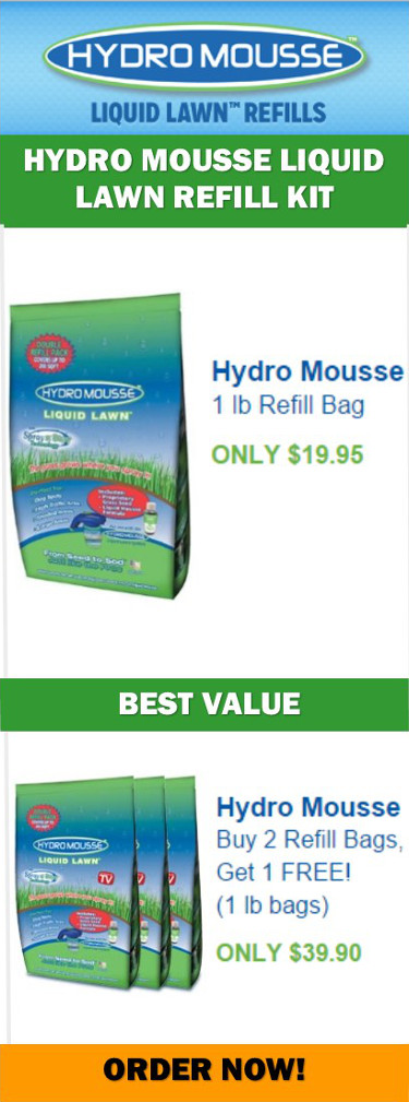 Hydro Mousse Refills